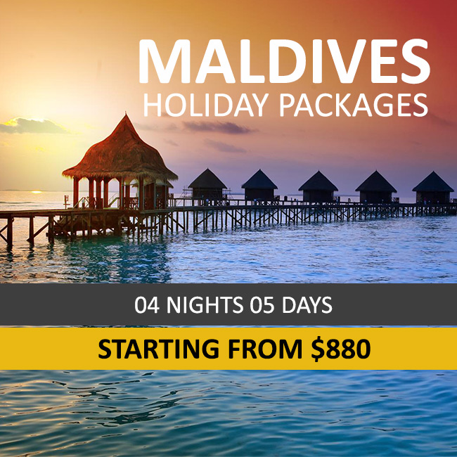 Maldives Offfers