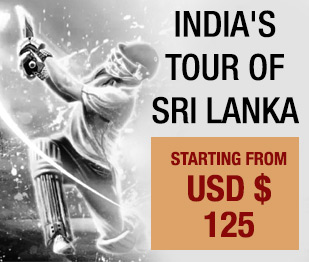 India's Tour of Sri Lanka