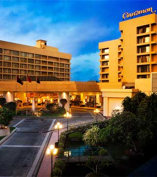 Exterior view of Cinnamon Grand Colombo