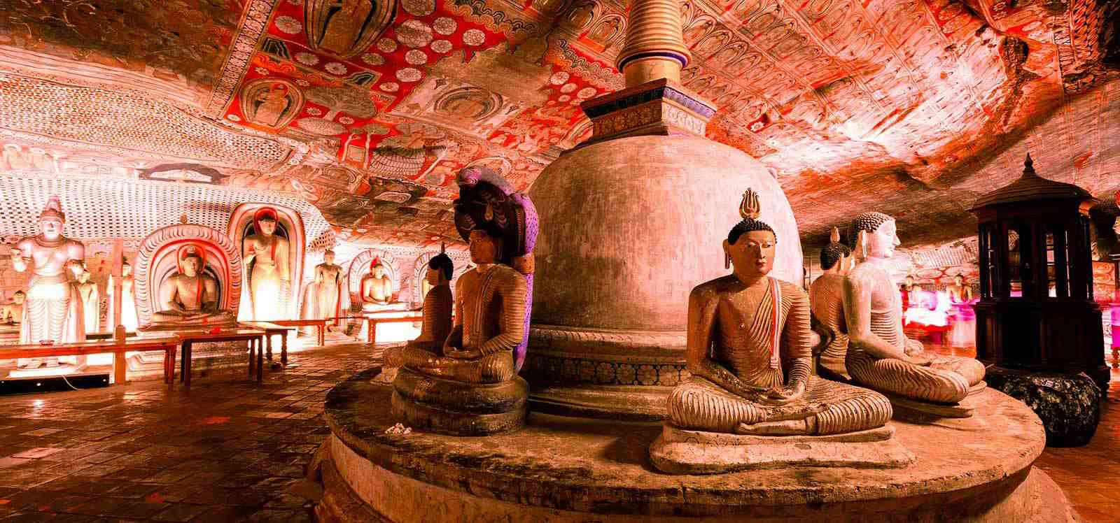 Imageresult for Dambulla Cave Temple