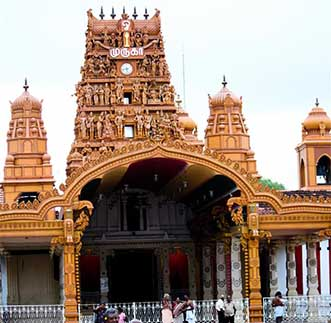 Nallur Temple Jaffna - One of Sri Lanka's cultural monuments