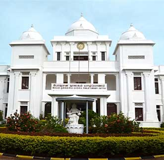 Jaffna Public Library one of Jaffna's notable landmarks