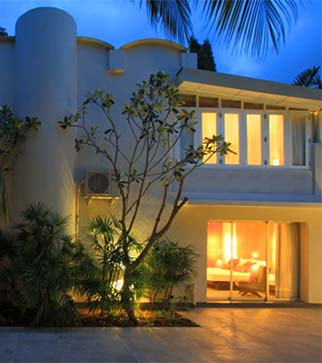 Luxury living & a quiet haven in the busy Colombo city