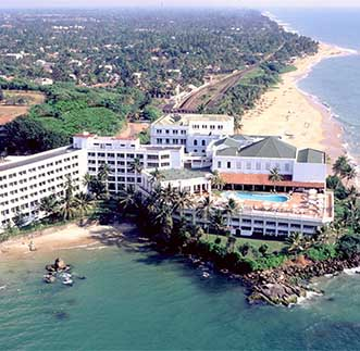 Mount Lavinia in sri lanka