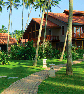 Reef Villa and Spa in sri lanka