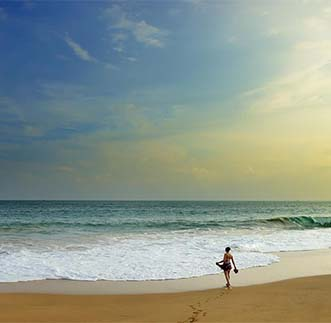 Overnight stay at Cape Weligama & Weligama