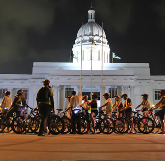 Colombo Night Cycling Tour in sri lanka