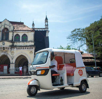 Colombo by Tuk – Morning Tour in sri lanka