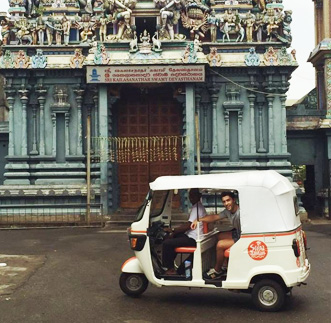 Colombo by Tuk – Evening Tour in sri lanka