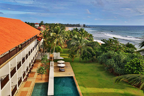 Beach Stay at The Temple Tree Resort & Spa-Induruwa in sri lanka