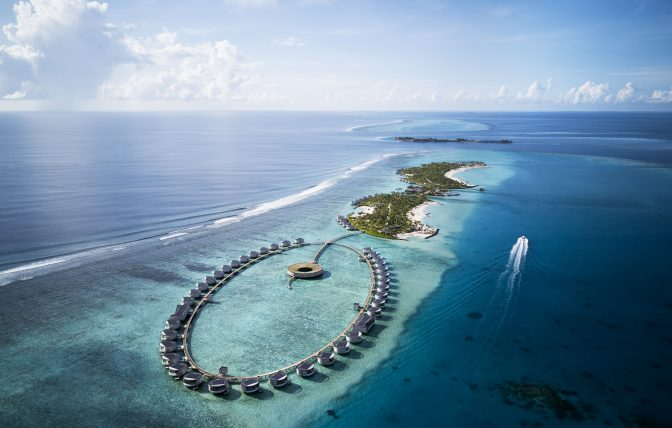 Unparalleled Luxury Embraces the Circle of Island Life with the Debut of the Ritz-Carlton Maldives, Fari Islands in sri lanka